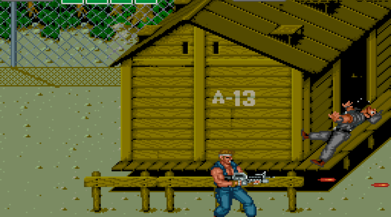 P.O.W. Prisoners of War Arcade 02