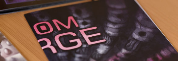 Le poster Axiom Verge