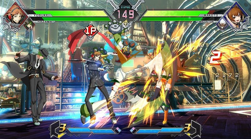 BlazBlue - Switch