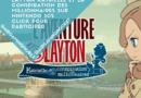Concours : Tente de gagner l'Aventure Layton sur 3DS