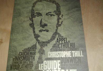 Le livre de l'expert Lovecraft