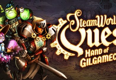 SteamWorld Quest Hand of Gilgamesh, le test sur Switch