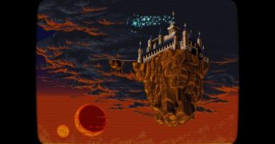 Wizard Fire le chateau du méchant