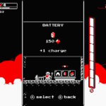 Downwell, le test sur Android