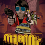 Milanoir, le test sur Switch