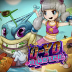 Q-YO Blaster, le test sur Switch