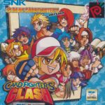 SNK vs CAPCOM : CardFighters' Clash, le test sur Neo Geo Pocket Color