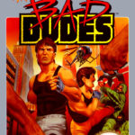 Bad Dudes, le test sur EverCade