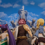 Fairy Tail, le test sur Playstation 4