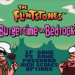 The Flintstones BurgerTime in Bedrock, le test Game Boy Color