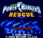 Power Rangers : Lightspeed Rescue, le test sur Game Boy Color