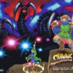 Shining Force Resurection of Dark Dragon