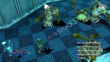 Alien Syndrome, le test PSP