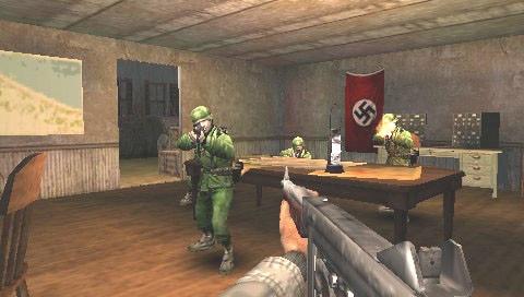 Call of Duty : Les Chemins de la Victoire, le test PSP