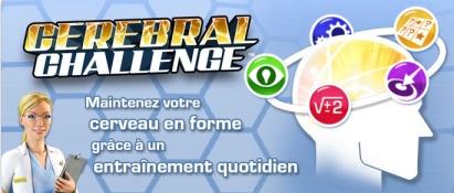 Cerebral Challenge, le test sur DS