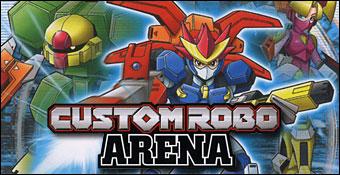 Custom Robo Arena, le test sur DS