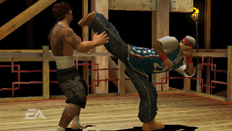 Def Jam Fight for NY : the Takeover, le test PSP