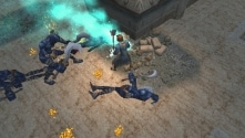 Dungeon Siege : Throne of Agony, le test sur PSP