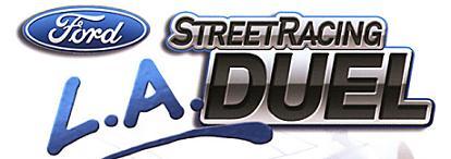 Ford Street Racing LA Duel, le test sur PSP