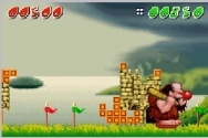 Fortress, le test GBA