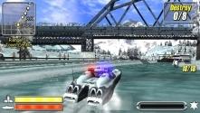 Pursuit Force, le test PSP