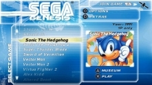 Sega Mega Drive Collection, le test PSP