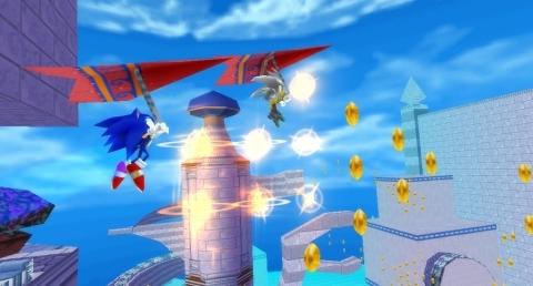 Sonic Rivals 2, le test PSP