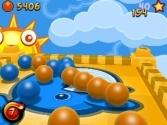 Sticky Balls, le test sur Gizmondo