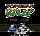 Top Gear Rally, le test Game Boy Color