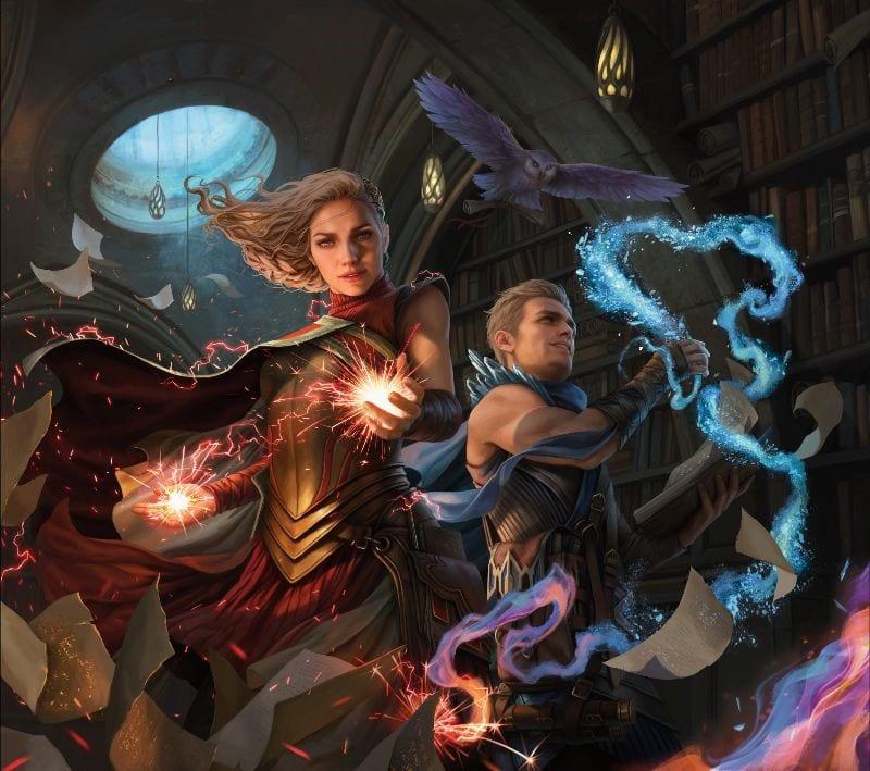 Magic: The Gathering Arena disponible sur mobile aujourd'hui