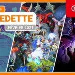 Le meilleur du Nintendo eShop: février 2021