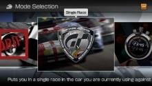 Gran Turismo, le test sur PSP