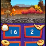 Le Cauchemar de Garfield, le test sur DS