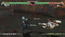 Mortal Kombat Unchained, le test sur PSP