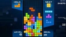 Tetris, le test sur PSP