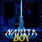 Narita Boy, le test qui transforme la Switch en écran cathodique