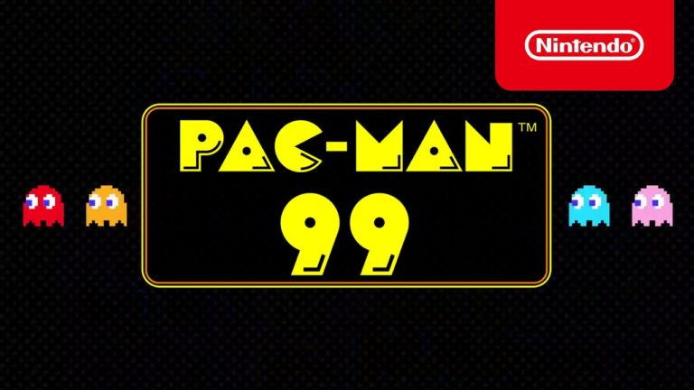 PAC-MAN 99 – Disponible le 8 avril ! (Nintendo Switch)
