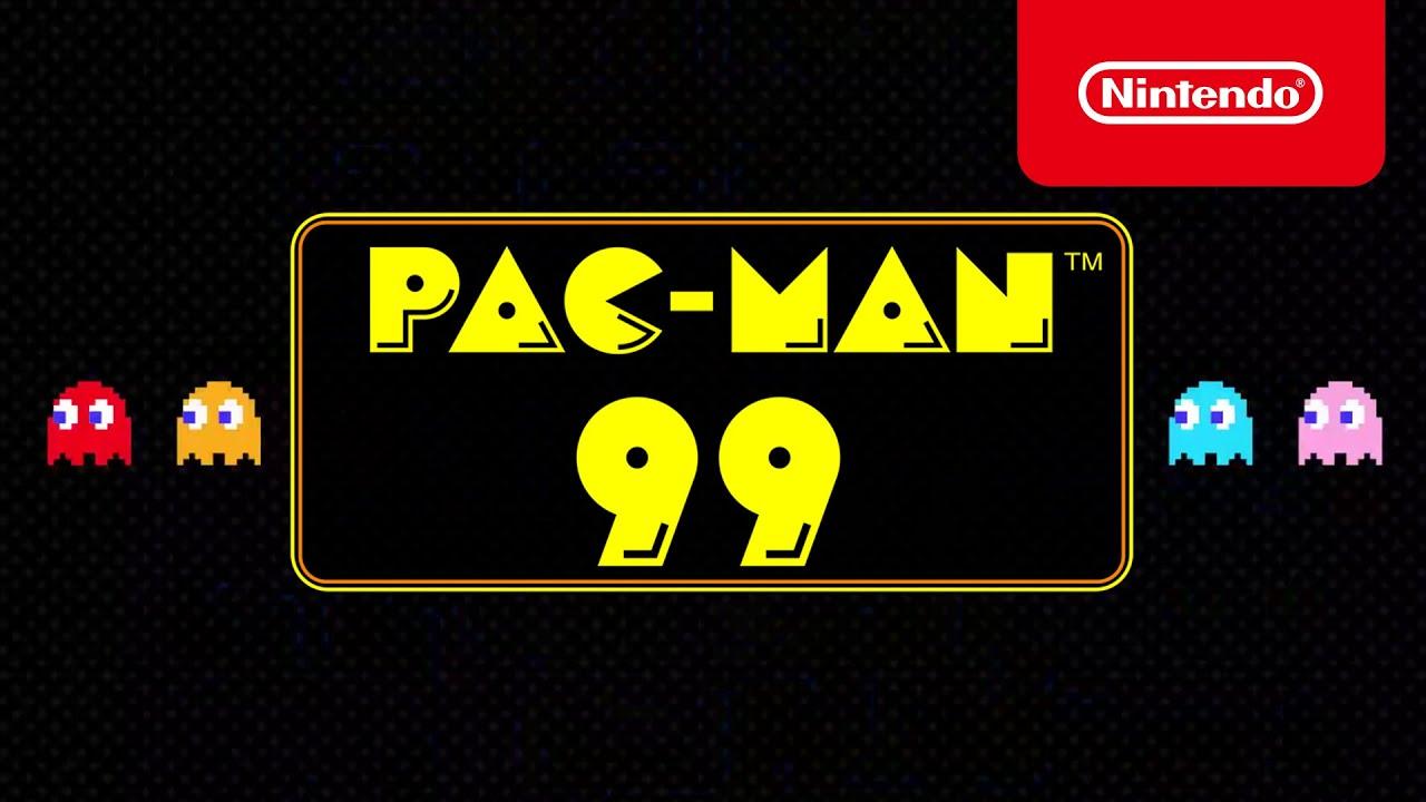 PAC-MAN 99 – Disponible le 8 avril ! (Nintendo Switch)