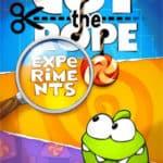 Cut the Rope Experiments, le test sur iOS