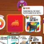 Exploding Kitten, le test sur Switch