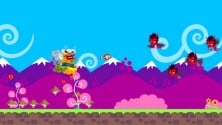 Floating Cloud God Saves the Pilgrims in HD!, le test sur PS Vita