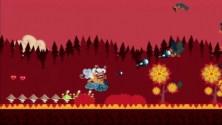 Floating Cloud God Saves the Pilgrims, le test sur PSP Minis
