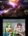 Kid Icarus: Uprising, le test sur 3DS