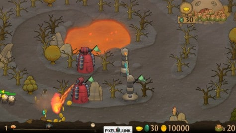 PixelJunk Monsters Ultimate HD, le test sur PS Vita