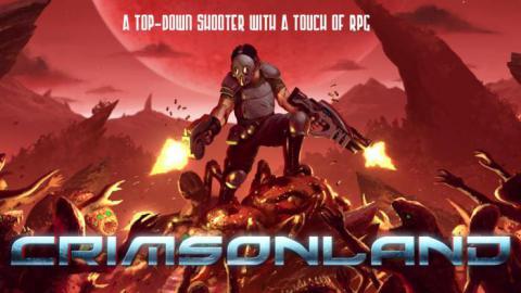 Crimsonland, le test sur PS Vita