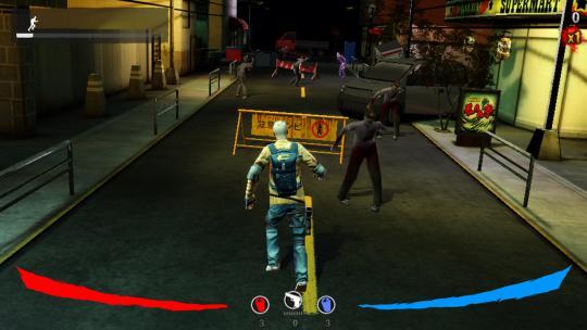 Z-Run, le test sur PS Vita