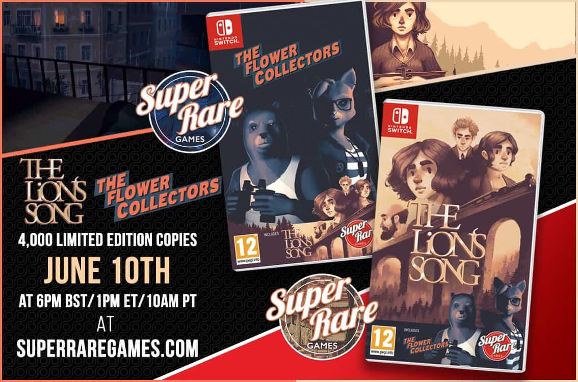Super Rare Games