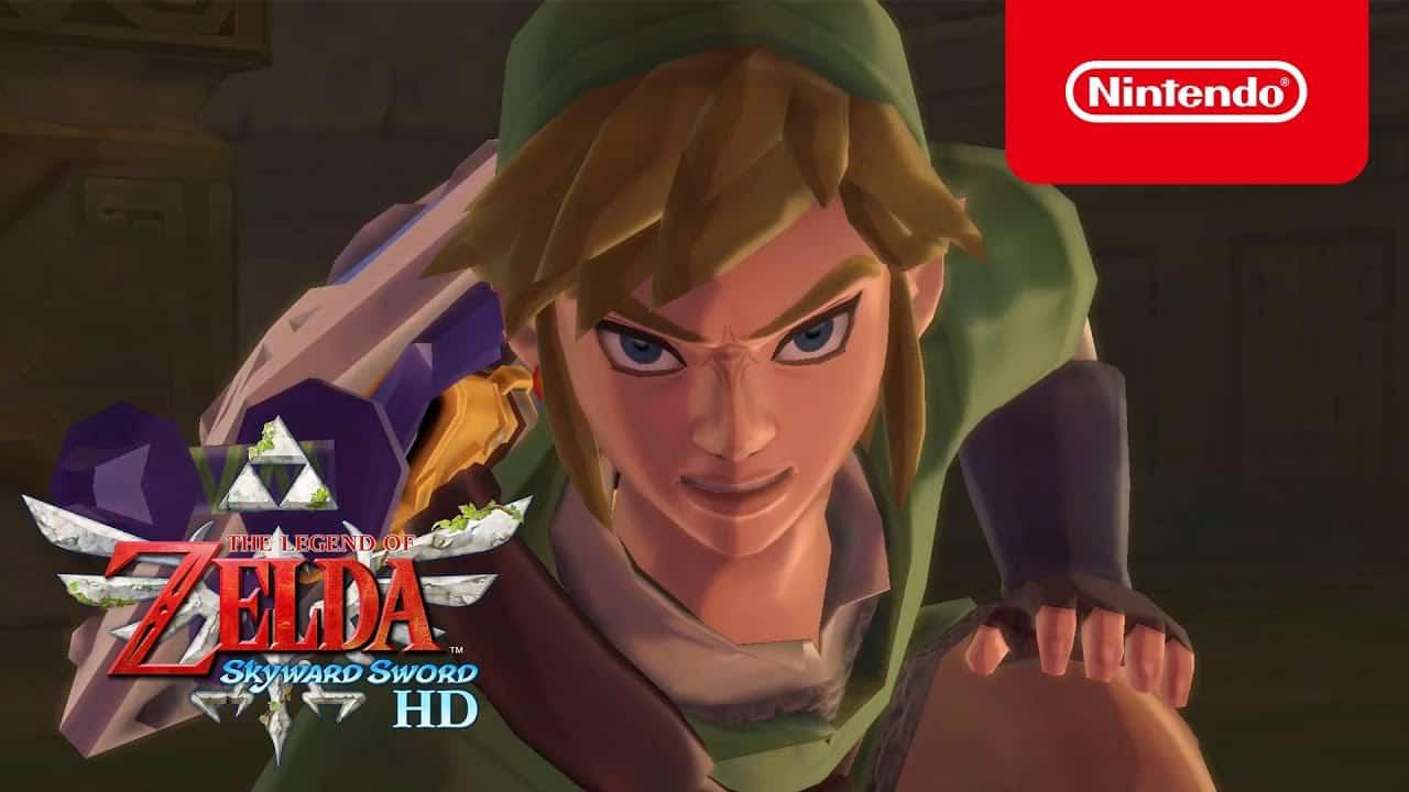 The Legend of Zelda: Skyward Sword HD – Bande-annonce de lancement (Nintendo Switch)