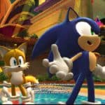 Sonic Colors Ultimate test